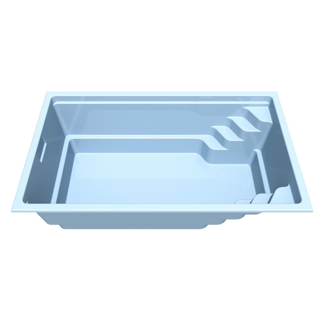 polyester zwembad OLIVIA